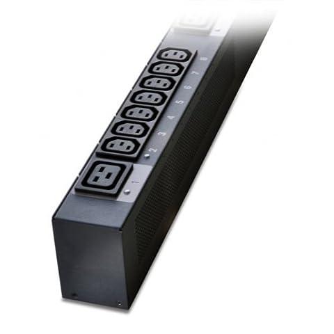 Avocent Power Control Unit - PM3000 - Vertical Rackmount - 1-PH 200-240V 16A - 20 * IEC C13 output connectors - Ethernet - Detachable L6-20P - IEC 320-C20 input
