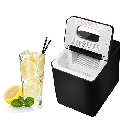JINRU Tragbare Eismaschine für die Arbeitsplatte -