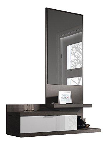 Muebles entrada recibidor baratos jueves lowcost - Habitdesign muebles ...