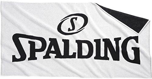Spalding Badetuch, schwarz, 70x140 cm