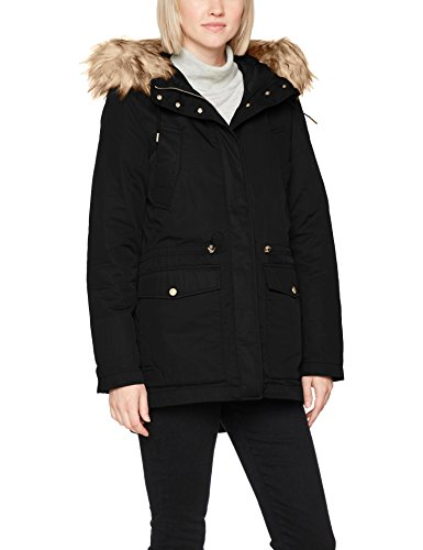 Q/S designed by Damen Jacke 46709512791 Schwarz (Black 9999), XX-Large