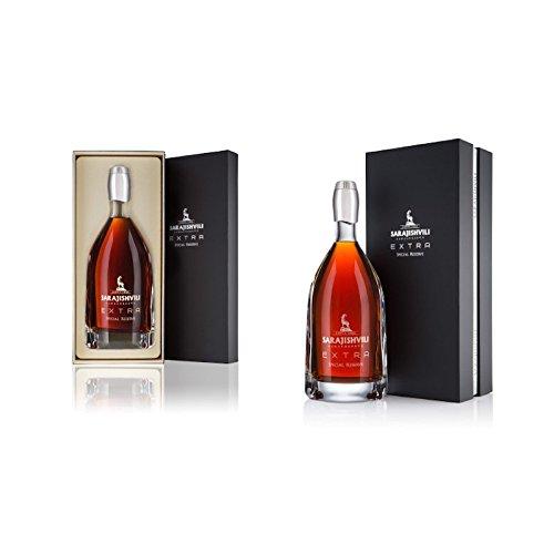 Sarajishvili EXTRA Brandy 0,7 L Georgien