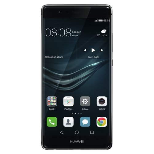 HUAWEI P9 Grigio 32 GB 4G/LTE Display 5.2 Full HD Slot Micro SD Fotocamera 12 Mpx Android Wind Italia