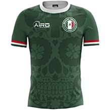Airo Sportswear 2018-2019 Mexico Home Concept Football Soccer T-Shirt Camiseta