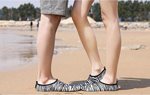 Strandschuhe , BBring Wasser Schuhe Aquaschuhe Breathable Schlüpfen Schnell Trocknend Schwimmschuhe Surfschuhe für Damen Herren Kinder Baby für Strand Pool Surf Yoga Übung Schwarz
