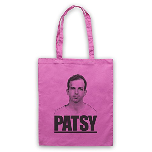 Lee Harvey Oswald Patsy Umhangetaschen Rosa