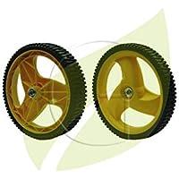 Rueda cortadora Husqvarna para modelos m4553p4553M5553m653d
