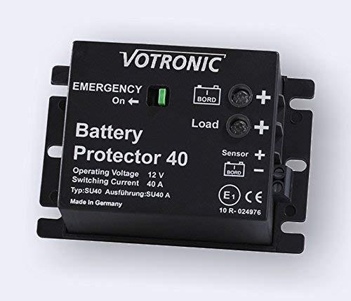 VOTRONIC 4250683611260 3075 Battery Protector 40A 12V Batteriewächter Überspannungsschutz