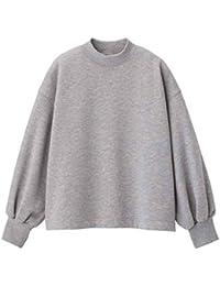 CWEAR Camiseta De Manga Larga para Mujer Camiseta Sudadera con Capucha Jersey Suéter Top Pequeño Cuello