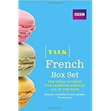 Talk French Box Set (Book/CD Pack): The ideal course for learning French - all in one pack