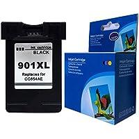 Kyansin 1XL Negro Cartuchos Reemplazo para HP 901 XL 901XL Compatible cartuchos de tinta para impresora HP Officejet 4500 G510a 4500 G510g 4500 G510n J4640 J4660 J4680 J4680c J4540 J4550 J4580 J4585