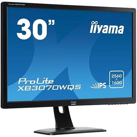 Iiyama XB3070WQS-B1 - Monitor de 30