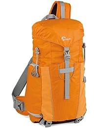Lowepro Photo Sport Sling 100 AW Sac à dos en polyester pour appareil photo - Orange/- Gris