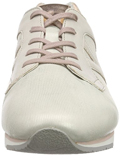 Gabor Shoes Gabor, Baskets femme Multicolore (41 panna/creme/rame)