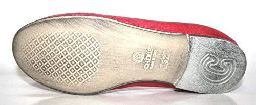 Cherie Kinder Schuhe Mädchen Ballerinas 7681 (ohne Karton) Fuxia
