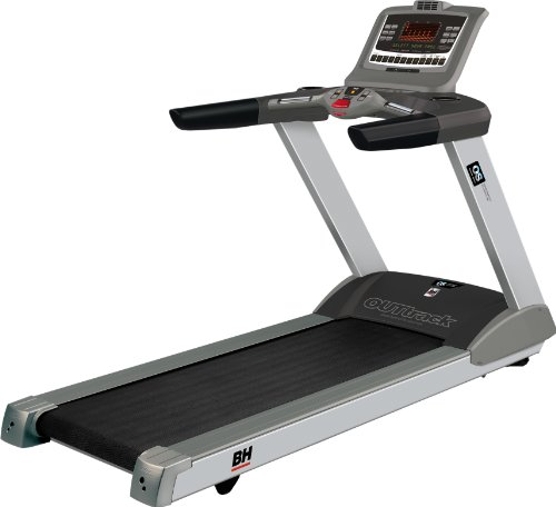 BH Fitness Laufband Outtrack, 210 x 93 x 147 cm, G6510O - 15 Ps Ac-motor