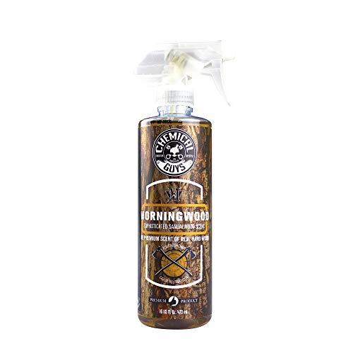 Chemical Guys Morning Wood Lufterfrischer und Auto Parfum, fur Innenraum interieur autoluft duft, AIR23016, 473ml