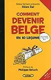 Comment devenir belge en 10 leçons