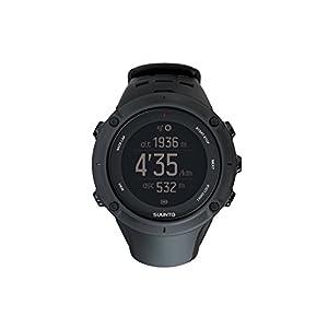 Suunto - Ambit3 Peak Black - Watch with GPS Integrated, Unisex, Black, One Size