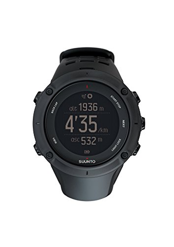Suunto SS020677000 Ambit 3 Watch (Black) image