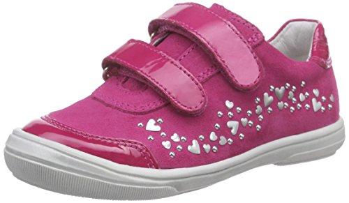 Richter Kinderschuhe Dandi, Baskets Basses fille Rose - Pink (pink/fuchsia  3400)