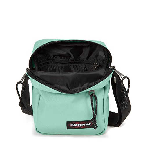 Eastpak The One Borsa a Tracolla, 2.5 Litri, Rosso (Apple Pick Red) Turchese (Pop Up Aqua)