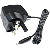 Yealink Uk Power Supply Spare Plug Replacement | 240v Black