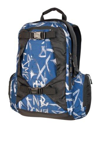 Nitro Zoom Zaino Casual, 50 cm, 29 litri, Gridlock Blu