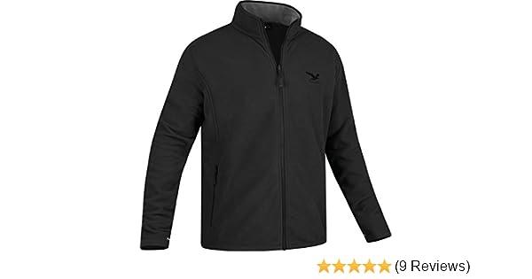 buy popular cebb7 2b54a Innerjacket M Black Pullover Xs Buffalo Pl Amazon Herren ...