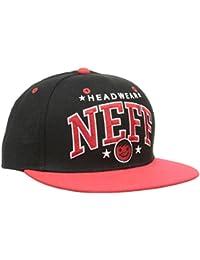 Neff Team Cap grau
