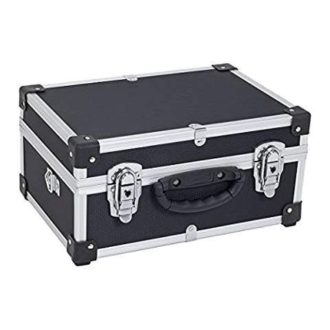 Allround tool box storage of tools, measuring devices, cassettes, CD's, laptops, coins, collections