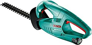 Bosch AHS 35-15 LI Cordless Hedge Cutter with 10.8 V Lithium-Ion Battery, 350 mm Blade Length, 15 mm Tooth Opening