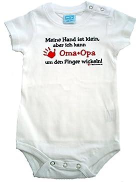Baby-Body mit Spruch