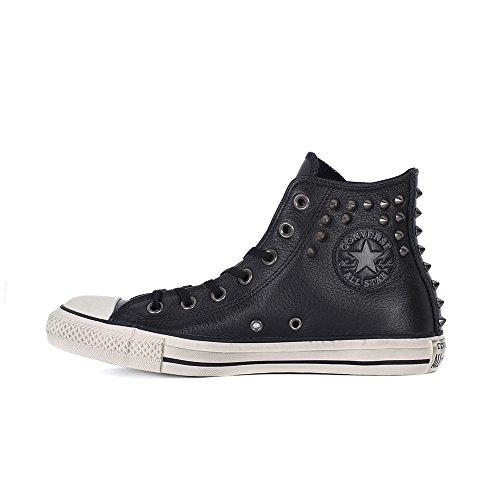 Scarpa Converse Chuck Taylor All Star borchie nera Nero