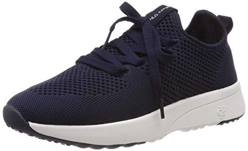 Marc O\'Polo Damen Sneaker, Blau (Navy 890), 40 EU