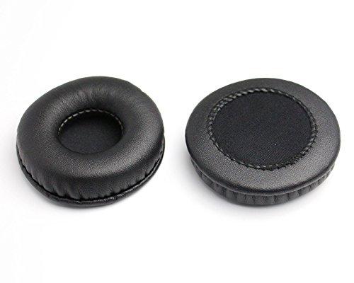 Shinecozy Premium Kopfhörer Eiweiß Leder Schaumstoff Ohr Polster, Headset Ohr Pads Ersatz Austausch Reparatur Teile(Für Universal Durchmesser 65MM)) - 5