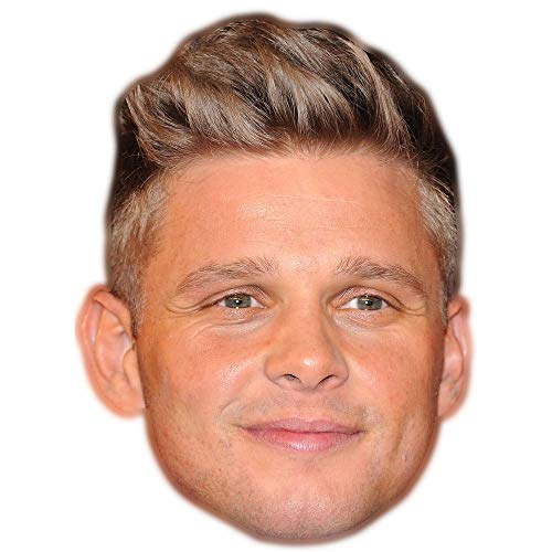 Celebrity Cutouts Jeff Brazier Big Head. Brazier Head