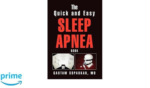 The Quick and Easy Sleep Apnea Book