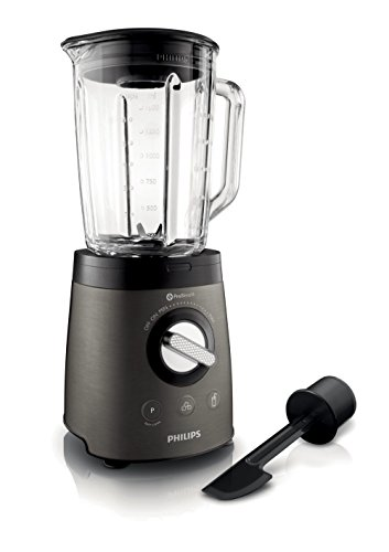 Philips HR2196/08 Avance Collection-Batidora, 900 W, Jarra de Cristal de 2 litros,...