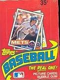 Best Baseball Card Packs - 1985 Topps Baseball Cards - Wax Pack Review