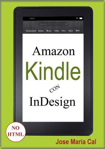 Amazon Kindle con InDesign eBook: cal, jose maria : Amazon.es ...