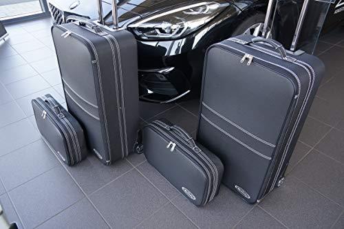 Roadsterbag Kofferset passend für BMW Z4 (G29) ab BJ. 2018 ital. Leder