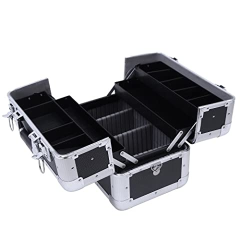 Songmics Make up Storage Cosmetic case Nail art kit JBC228