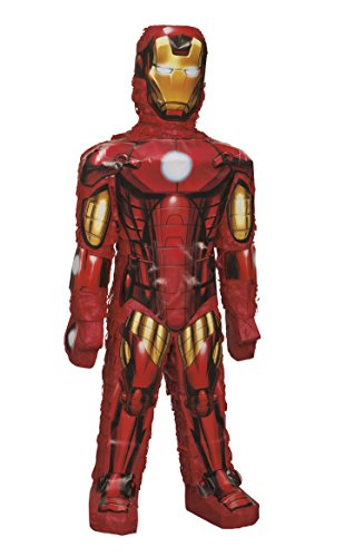 Unique Party Supplies Avengers Iron Man Piñata (Marvels Avengers Party Supplies)