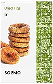Amazon Brand - Solimo figs 500g