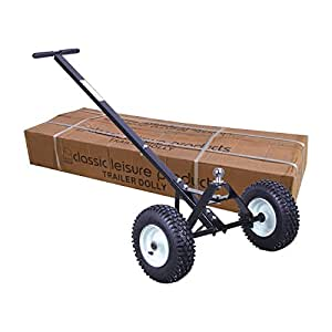 Caravan & Tow Trailer Dolly - Ideal for safely moving caravans, tent trailers, boat trailers from Classic Leisure Products