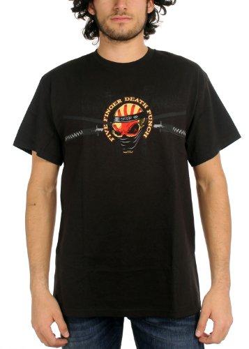 Five Finger Death Punch - Top - Uomo nero Small