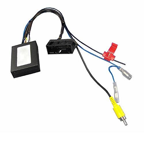 Interface VW Werks-RFK LOW an Nachrüst Head-Unit für RNS315, RNS510, RCD510, Columbus, Bolero oder Trinax