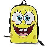 Spongebob Laptop-Rucksack für 38,1 cm (15 Zoll) Laptops Casual Rucksack geeignet für Business,...