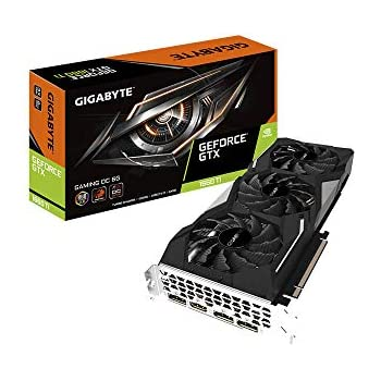 Gigabyte GeForce GTX 1660 Ti GAMING OC 6GB DDR6 – Tarjeta gráfica (PCI Express 3.0 x 16, HDMI/DP, 4K)
